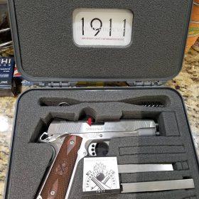 sprindfield amory 1911 loaded