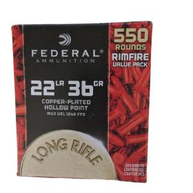 federal ammunition 22lr ammo