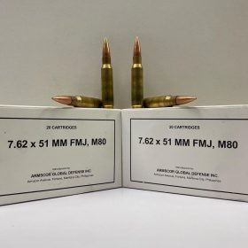 buy Ammo M80 200 Rounds online