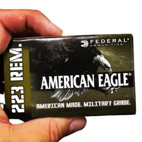 Federal American Eagle .223 Rem