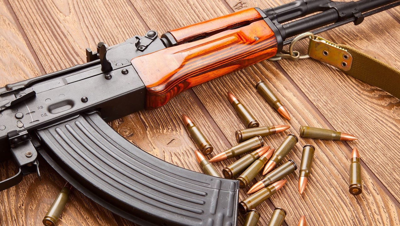How can you buy Arsenal SLR107 online ?